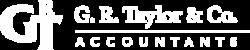 G R Taylor Logo
